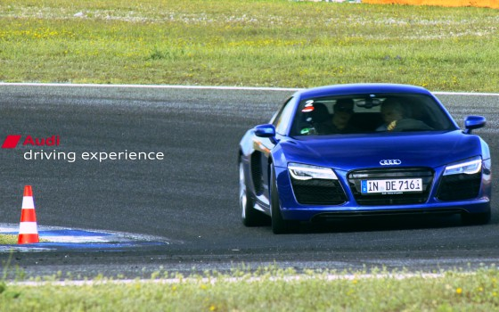 Audi Driving Experience 2015 (Circuito do Estoril)