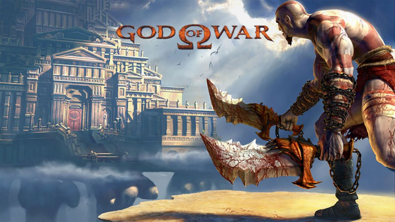 God of War Collection (PSVita)