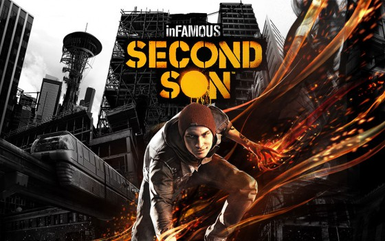 inFAMOUS: Second Son (PlayStation4)