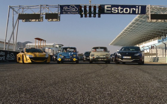 Renault Passion Days 2013 (Circuito do Estoril)
