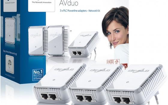 Devolo dLAN 200 AVduo: esticar a rede sem fazer obras em casa