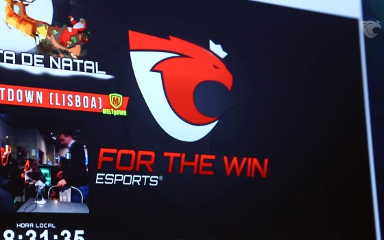 For The Win eSports Club: Festa de Natal 2015