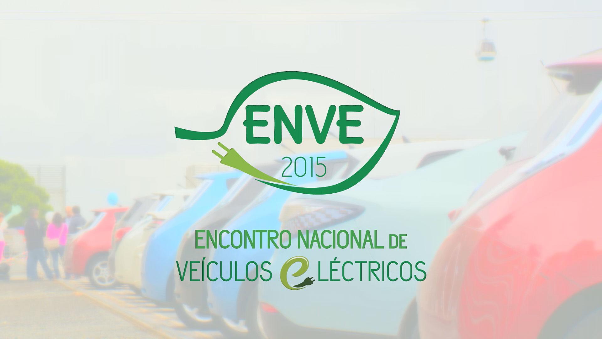 ENVE 2015 - Encontro Nacional de Veículos Eléctricos