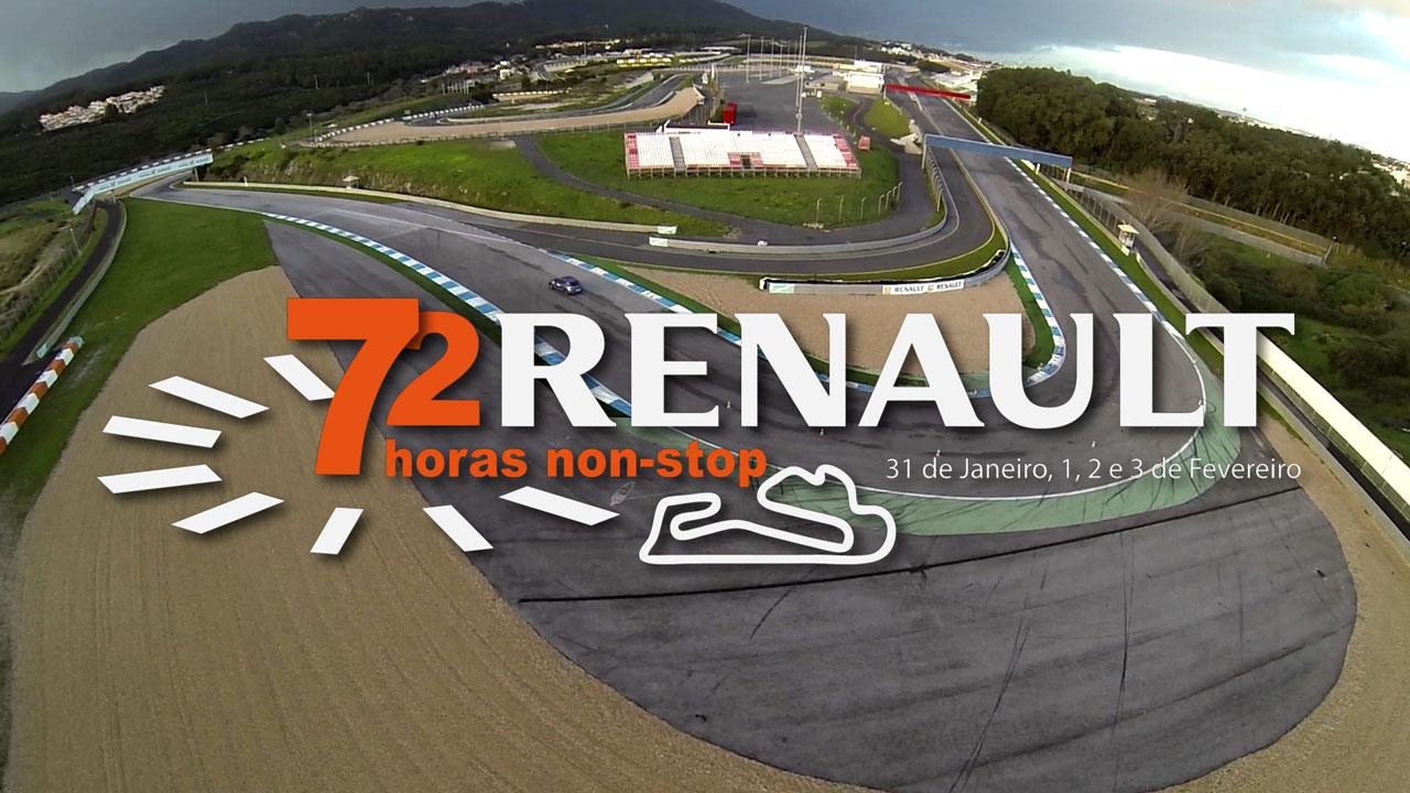 Renault 72 horas Non-stop 2014