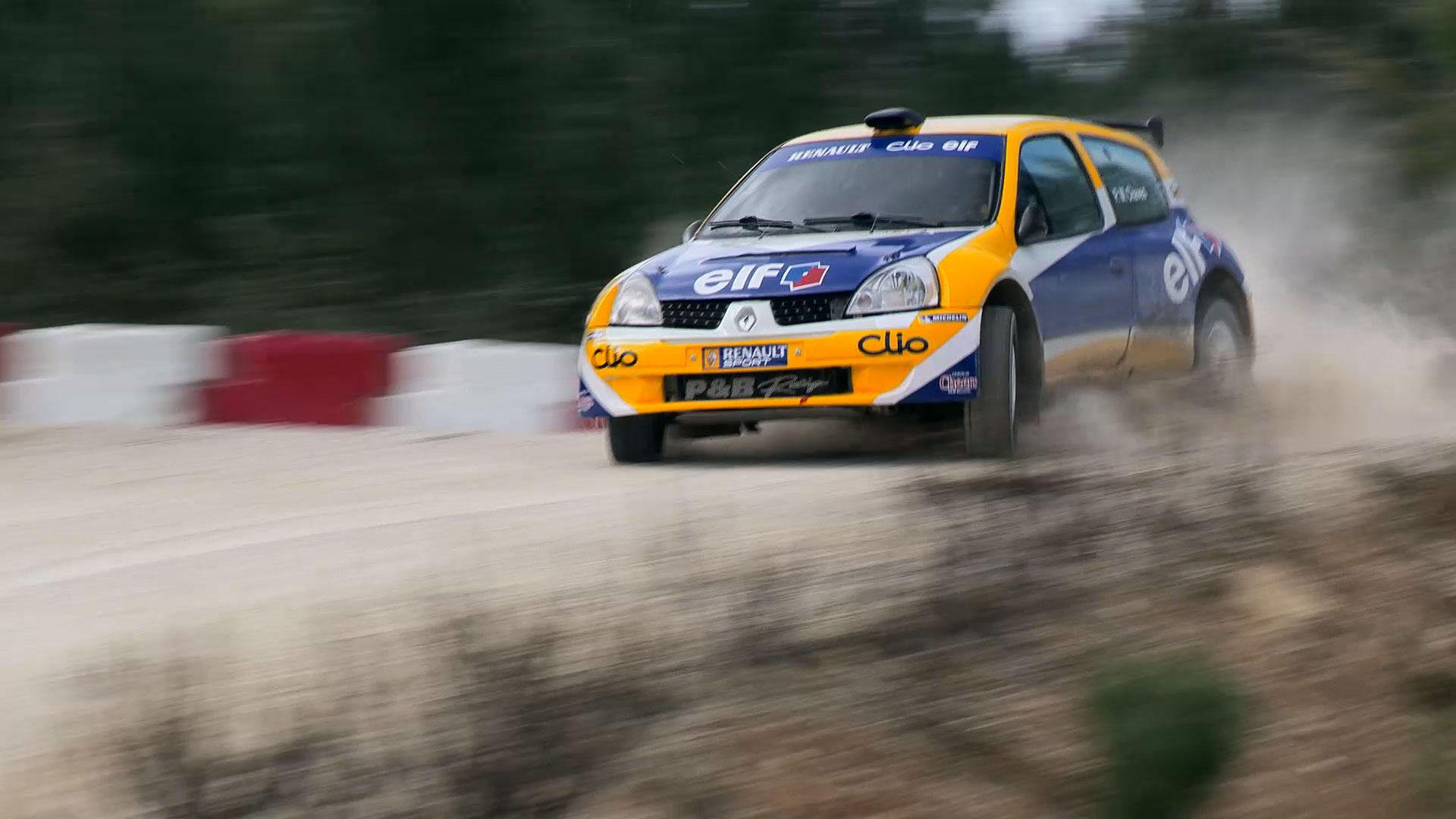 Renault Clio - 25 Anos