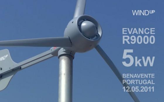 Windup: Evance R9000