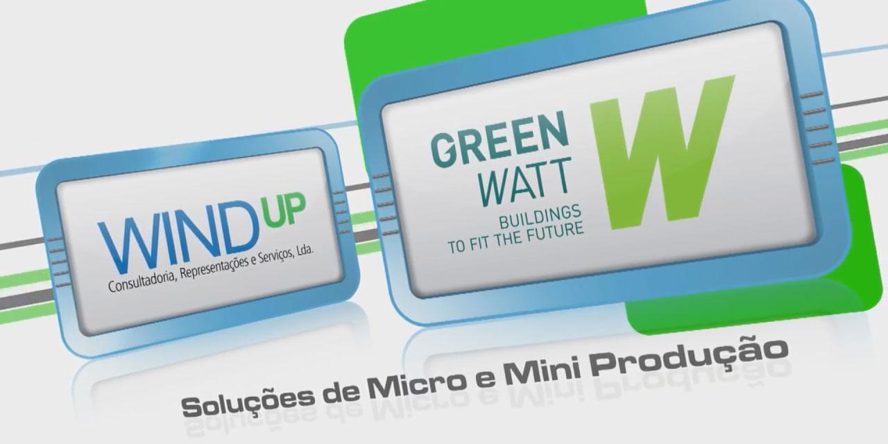 Windup & GreenWatt: Soluções de Micro e Mini Produção Energética