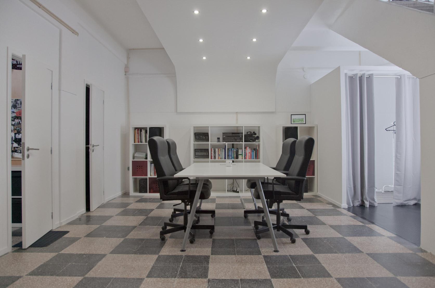 Estúdio McT 2019 - Área de Trabalho