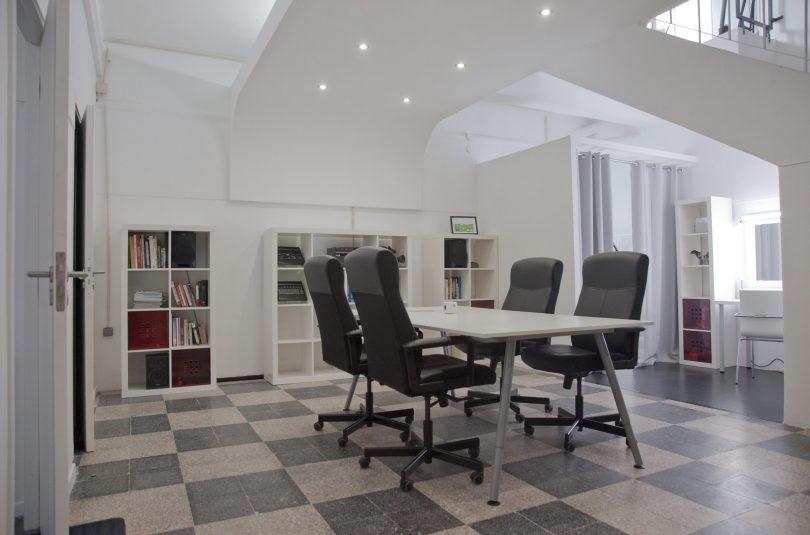 Estúdio remodelado para receber 2019