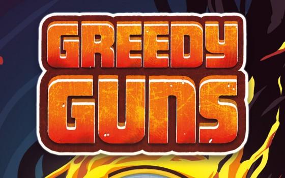 Greedy Guns com campanha no Kickstarter