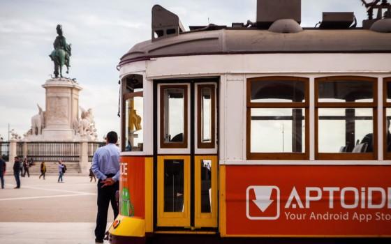 Aptoide Tram Tour