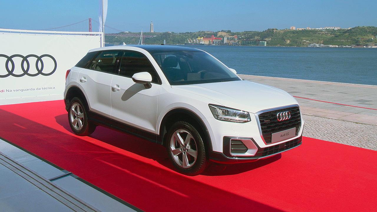 Audi Q2 (apresentação)