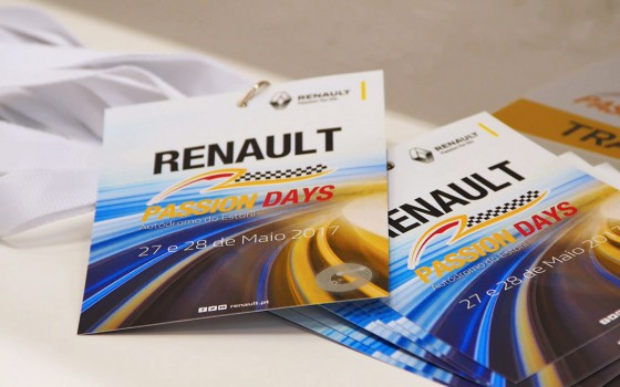 Renault Passion Days 2017