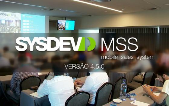Sysdev MSS v4.5.0 – Apresentação Oficial