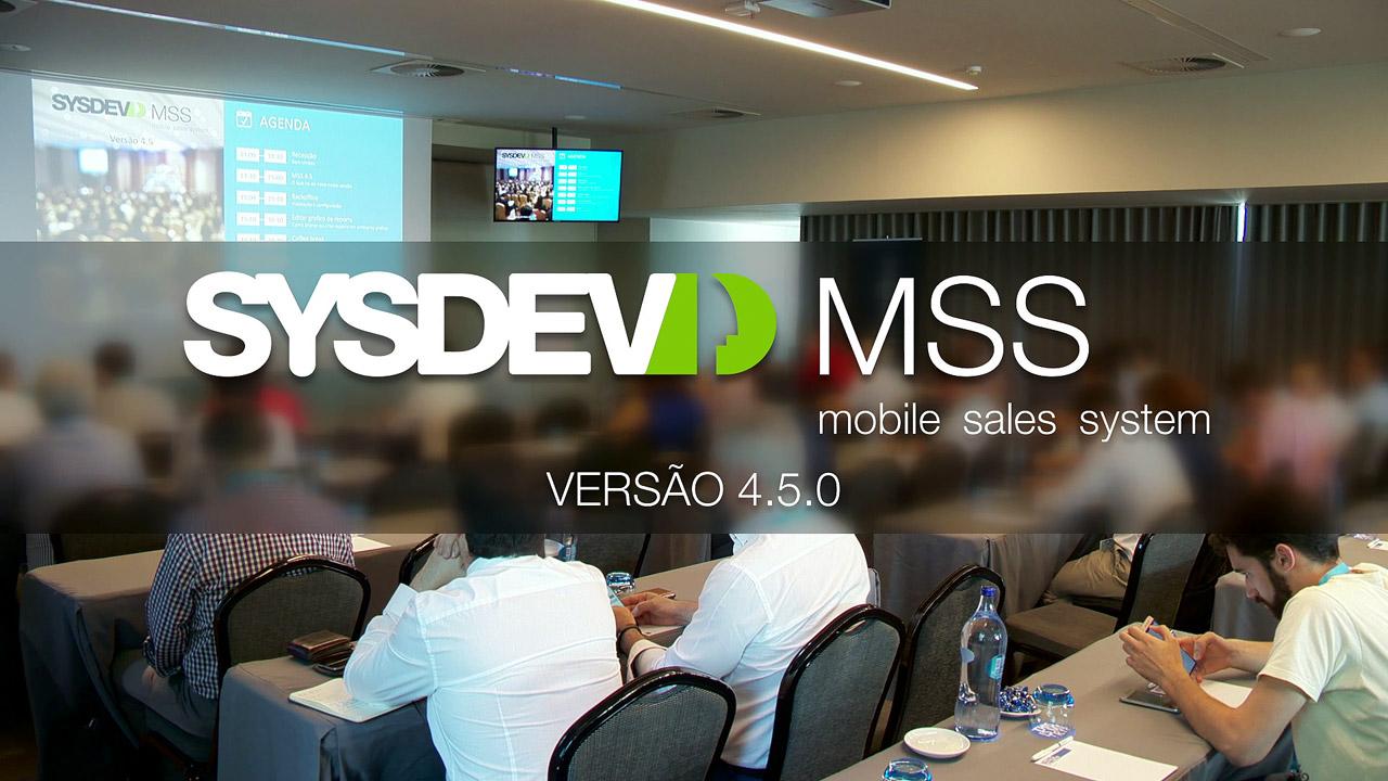 Sysdev MSS v4.5.0