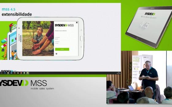Sysdev MSS v4.5.0 – Formação