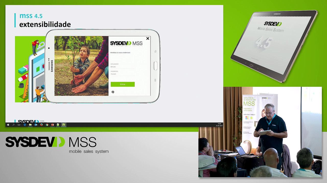 Sysdev MSS v4.5.0 - Formação
