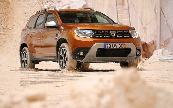 Dacia Duster – apresentação nacional