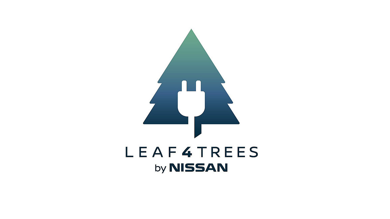 Leaf4Trees by Nissan