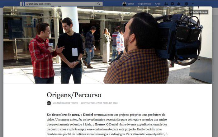 mct: origens/percurso (facebook)