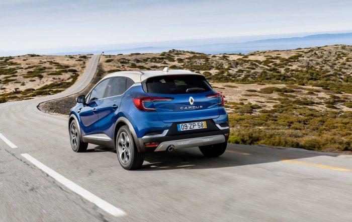 Renault Captur / foto © Renault Portugal