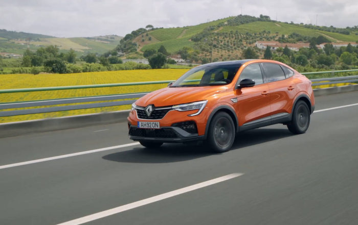 Renault Arkana 2021 - Press Kit